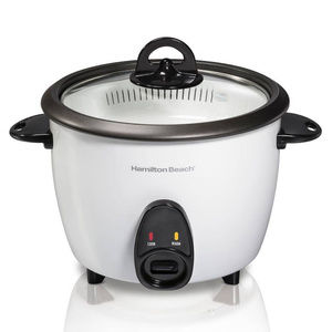 NEW! Hamilton Beach 16-Cup Rice Cooker